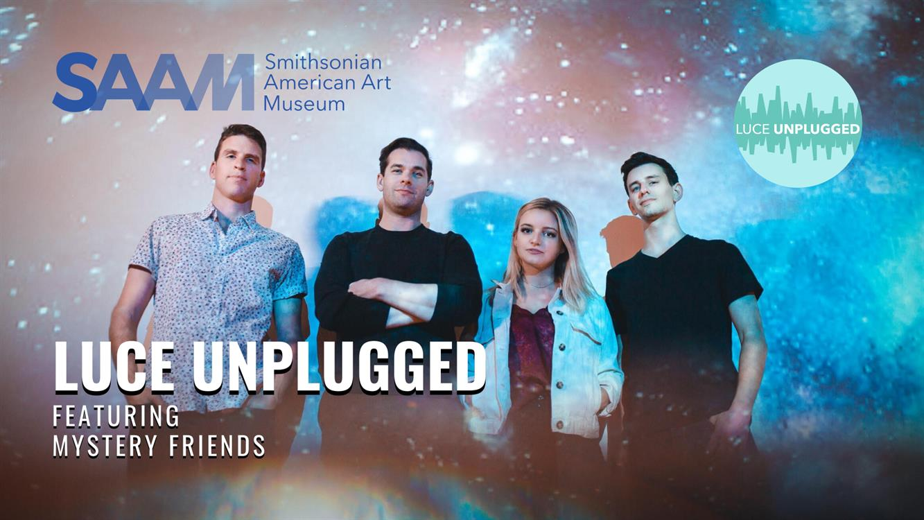 CANCELED - Luce Unplugged - Mystery Friends