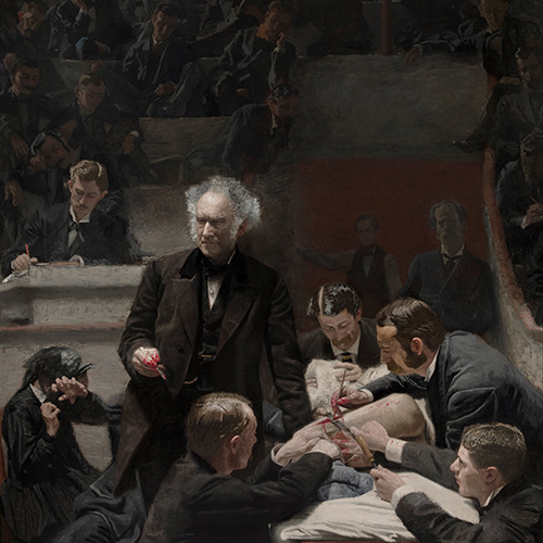 Art + History: The Gross Clinic by Thomas Eakins