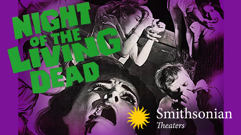 Night of the Living Dead Screening + Zombie objects out of storage!