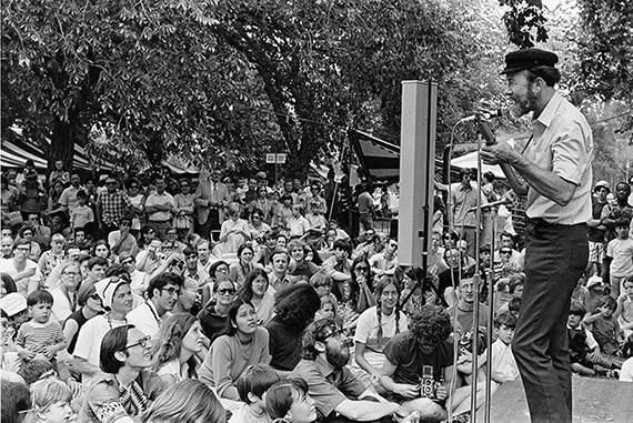 Folkways Family Concert: Honoring Pete Seeger