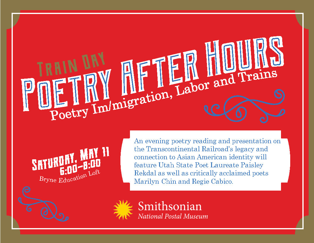 Poetry After Hours: Poetry Im/migration, Labor and Trains