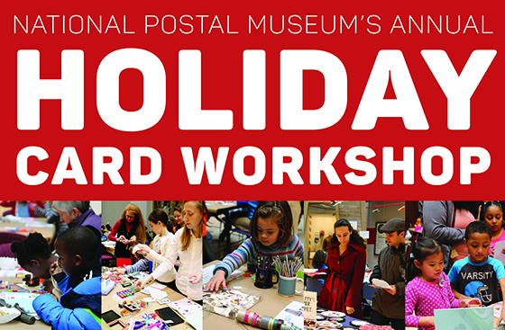 Annual Holiday Card Workshop