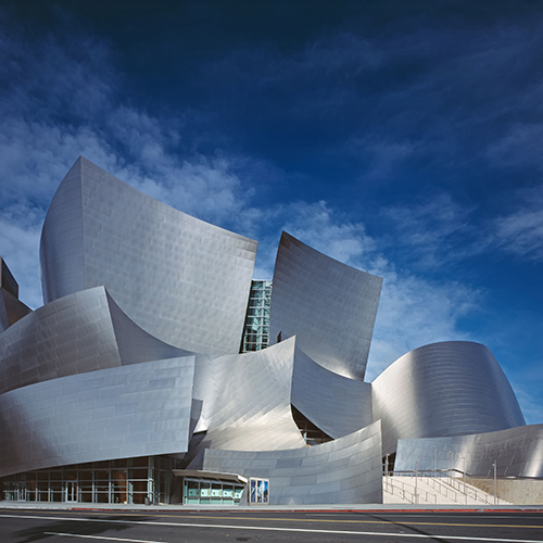 Deconstructing Frank Gehry