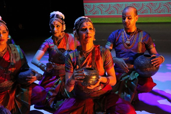 Divine Vessels: Exploring Space through Indian Dance and Music