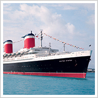 A Man and His Ship: Building the S.S. United States