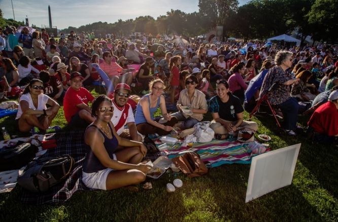 POSTPONED - Smithsonian Folklife Festival: June 24-28 and July 1-5