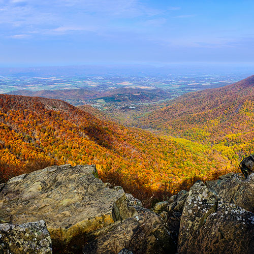 The 2-Day Getaway: Rediscovering the Mid-Atlantic Region - Shenandoah Valley