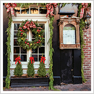 Old Town Alexandria: A Holiday Staycation