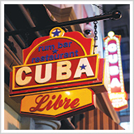 Home Cooking, Cuban-style: Hot Lunch at Cuba Libre