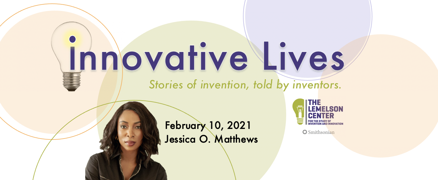 Innovative Lives: Uncharted Power