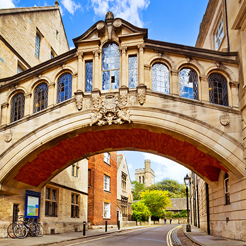 Gaudy Nights and Criminal Endeavors: The Murder Mysteries of Oxford