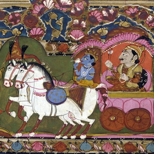 The Bhagavad Gita: Ancient Wisdom for Today's World