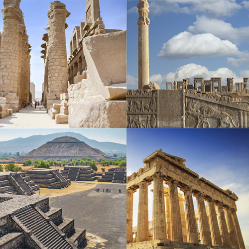 Great Monuments of the Ancient World: Ancient Thebes