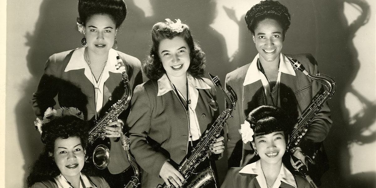 CANCELED - Smithsonian Jazz: Women in Jazz: On and Off the Concert Stage