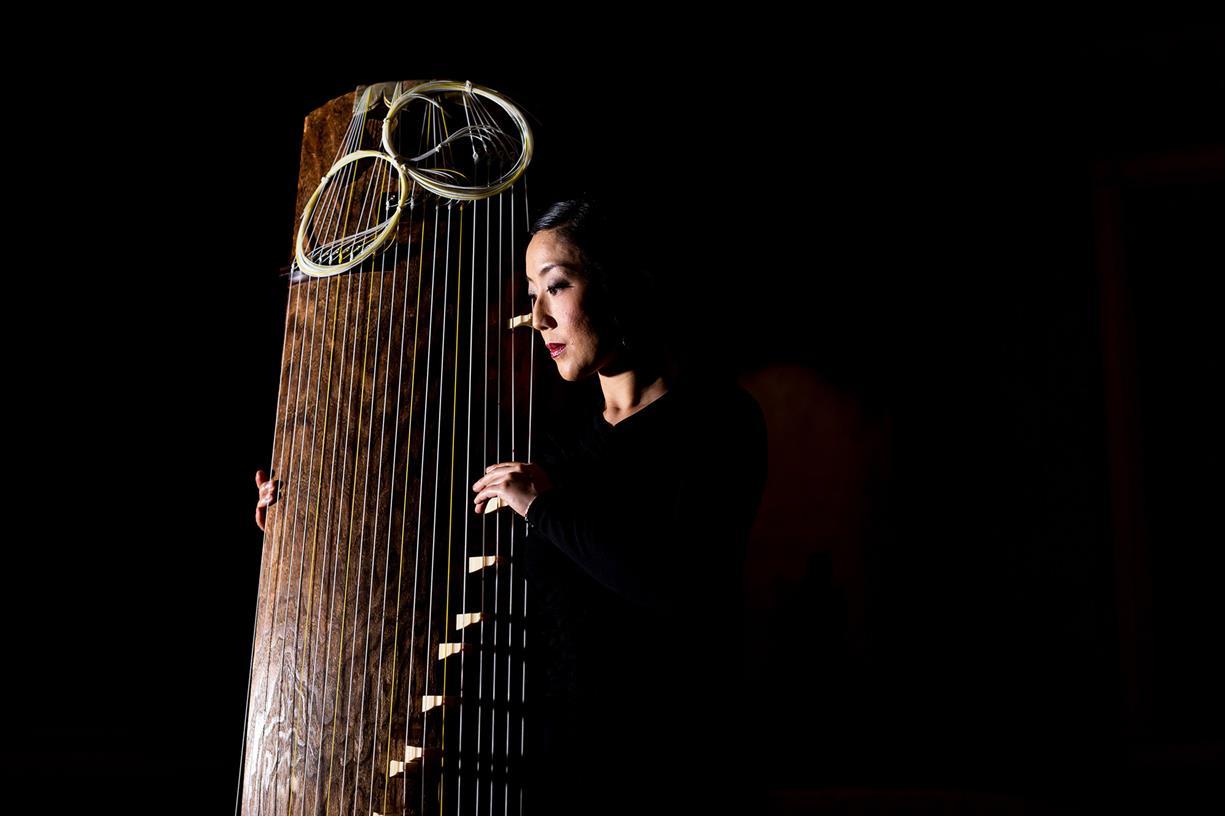 CANCELED - Demonstration: Crossroads of Japanese Music: Yumi Kurosawa, koto