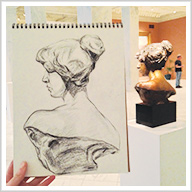 Drawing in Museums: The National Gallery, Freer Gallery, and American Art Museum