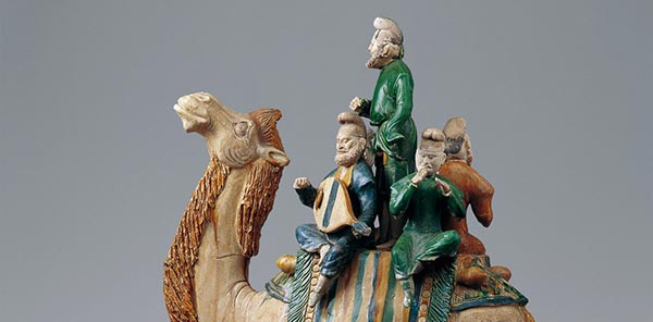 The Sogdians: Influencers along the Silk Road