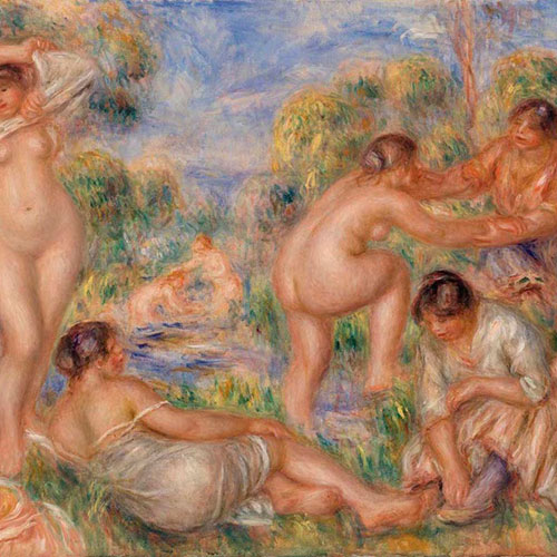 Artists in Depth at the Barnes Foundation: Renoir
