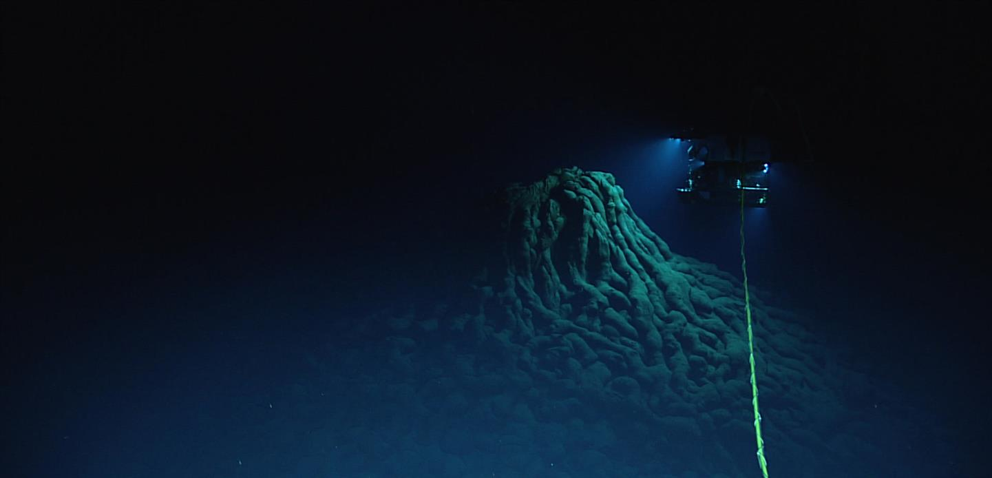 The Expert Is In: Secrets of the Seas Revealed: Setting Sail with NOAA's Okeanos Explorer
