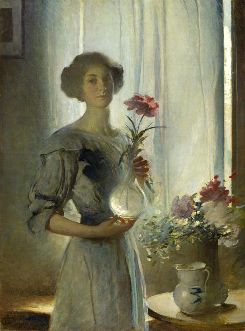 John White Alexander On the Verge of Being Modern - Book Talk
