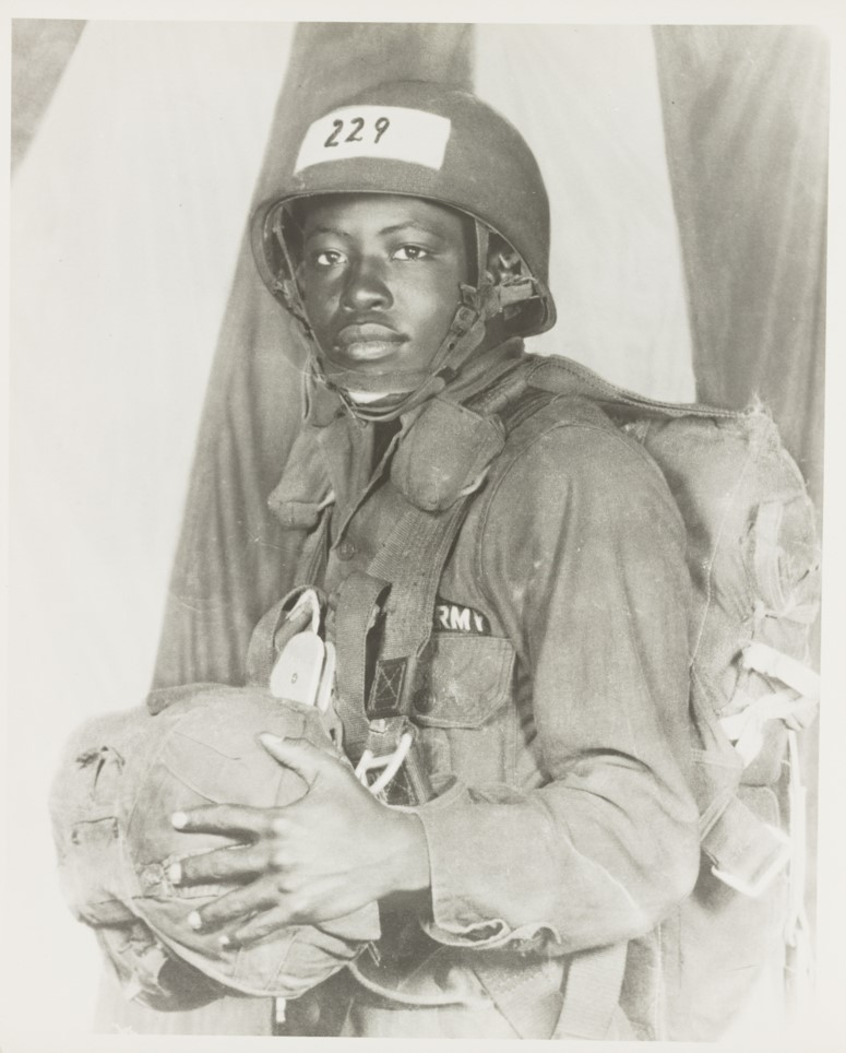 Flying High with the 555th Parachute Infantry Battalion