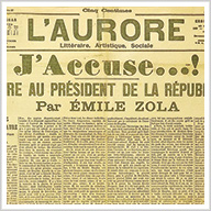 J'Accuse! The Dreyfus Affair and its Aftermath