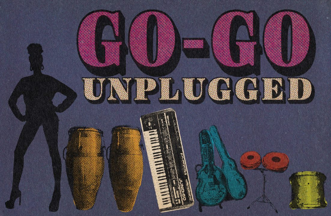 Go-Go Unplugged ft. Kacey of Black Alley
