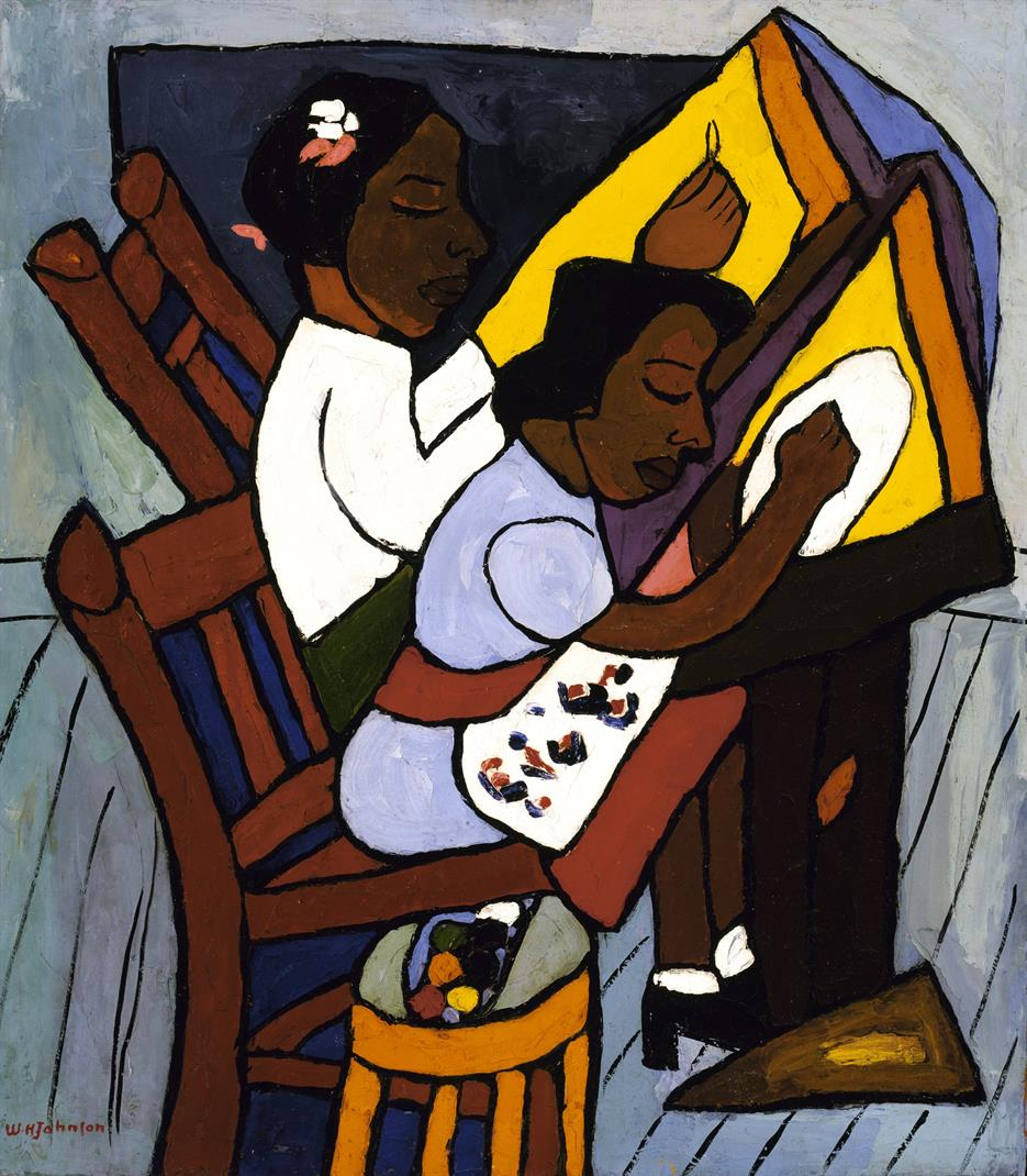 Panel Discussion - A Closer Look at African American Artists in SAAM's Collection