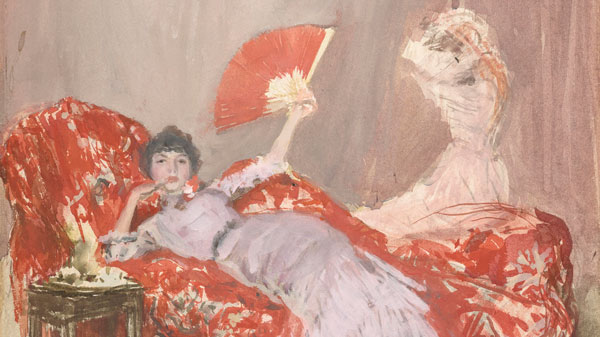 Gallery Talk: Whistler in Watercolor: Science and Conservation
