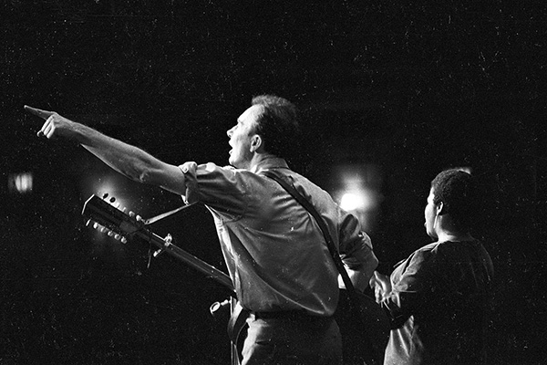 Smithsonian Folkways Family Concert Honoring the Legacy of Pete Seeger