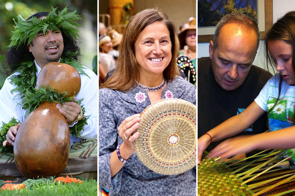 Story Circle: Weaving Culture and Community - Native Arts and Resilience