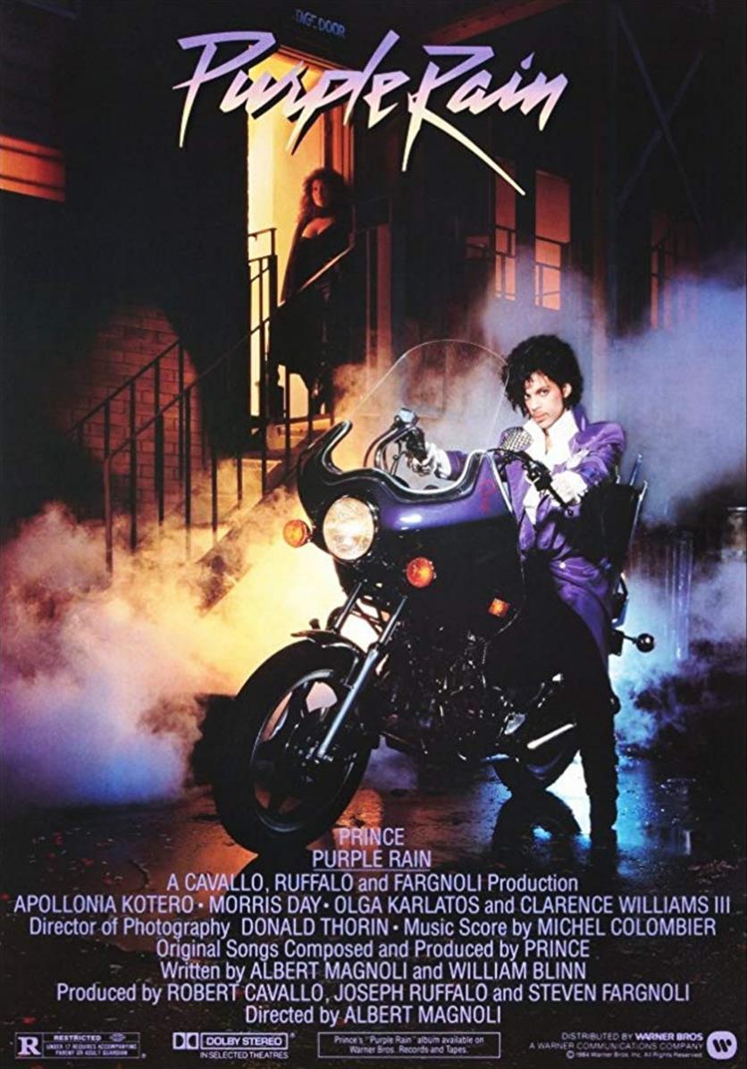 Purple Rain + 35th Anniversary Party!