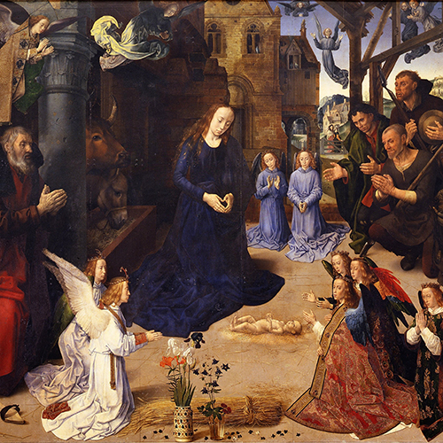 The Nativity in Art: Centuries of Storytelling