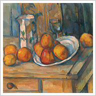 Introduction to Pastel: Cezanne-Inspired Still Life Compositions